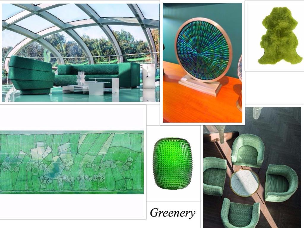 Greenery Design Trend