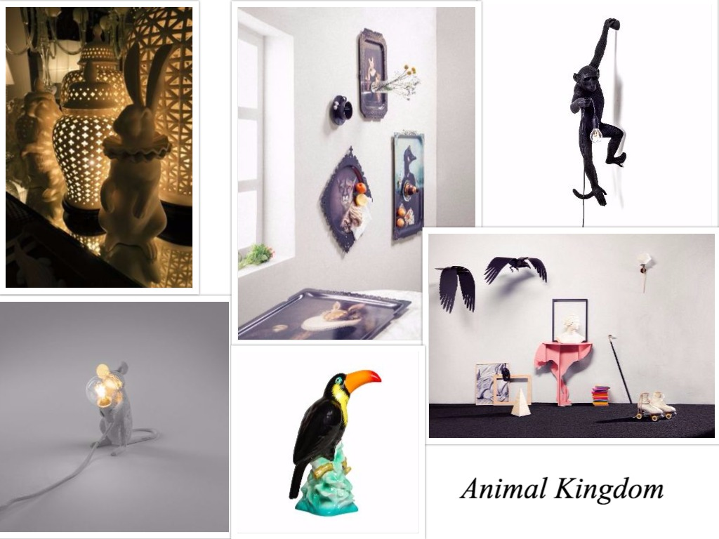 Animal Kingdom Design Trend