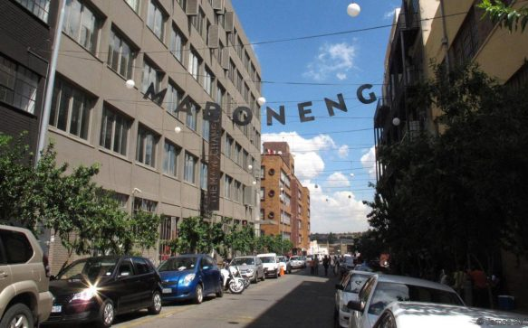 "Joburg: Top 5 Places to See in Maboneng (""City of Light"")"