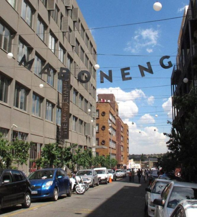 """Joburg: Top 5 Places to See in Maboneng (""""City of Light"""")"""