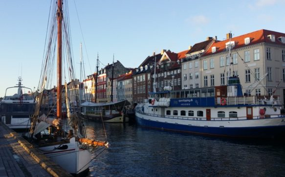 Copenhagen on a Shoe String