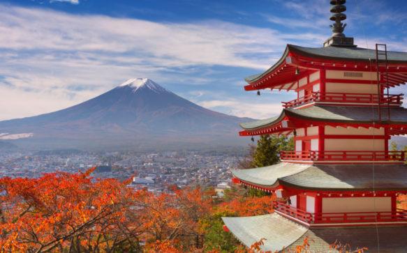 Eat Pray Love in Japan