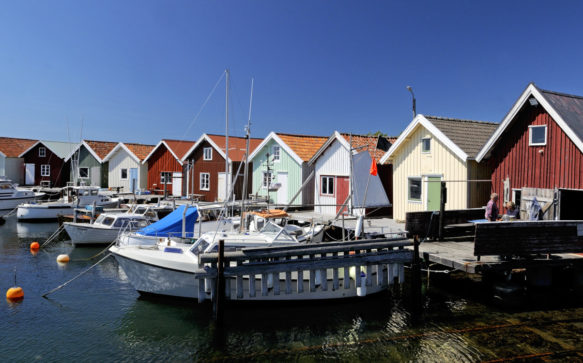 Island Hopping in Sweden – Koster islands