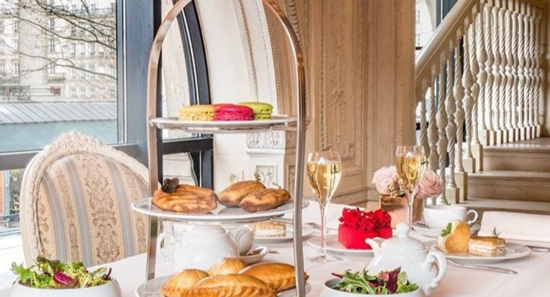 C'est Chic – Top 5 Afternoon Tea Places in Paris!