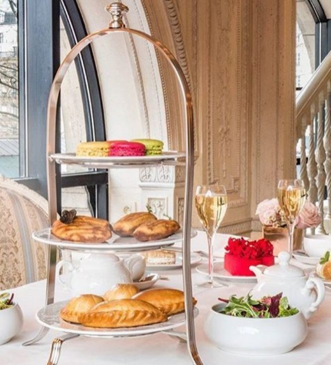 C'est Chic – Top 5 Afternoon Tea Places in Paris!
