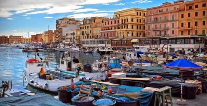 Italy is always a good idea – Anzio and Ponza